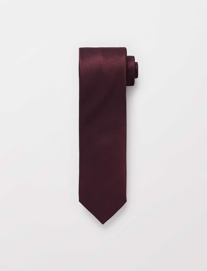 Samuell Tie in Noon Plum from Tiger of Sweden