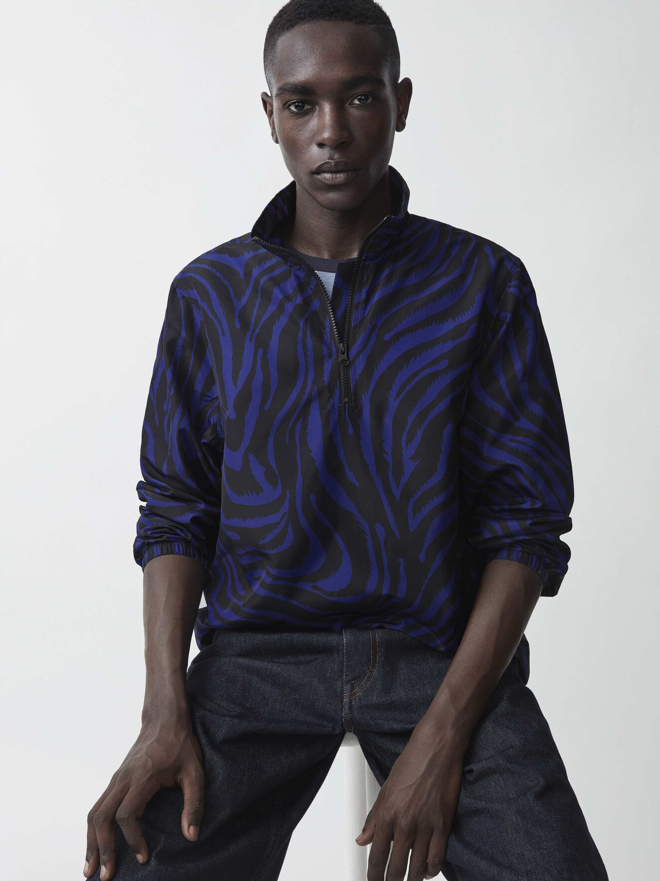Eneberg T Jacket in Print from Tiger of Sweden