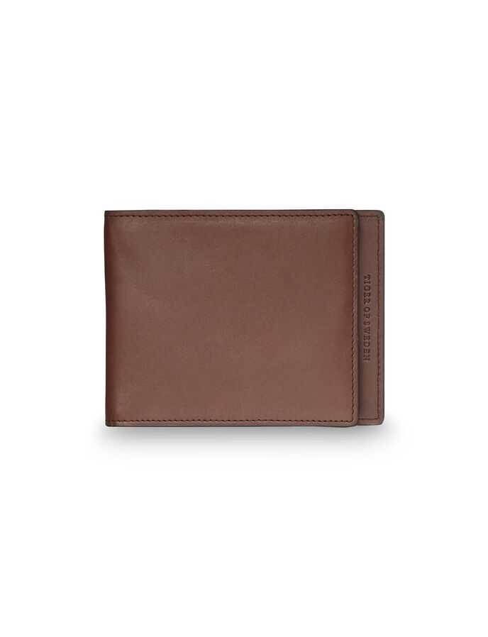 ACCARD WALLET in Golden Brown from Tiger of Sweden