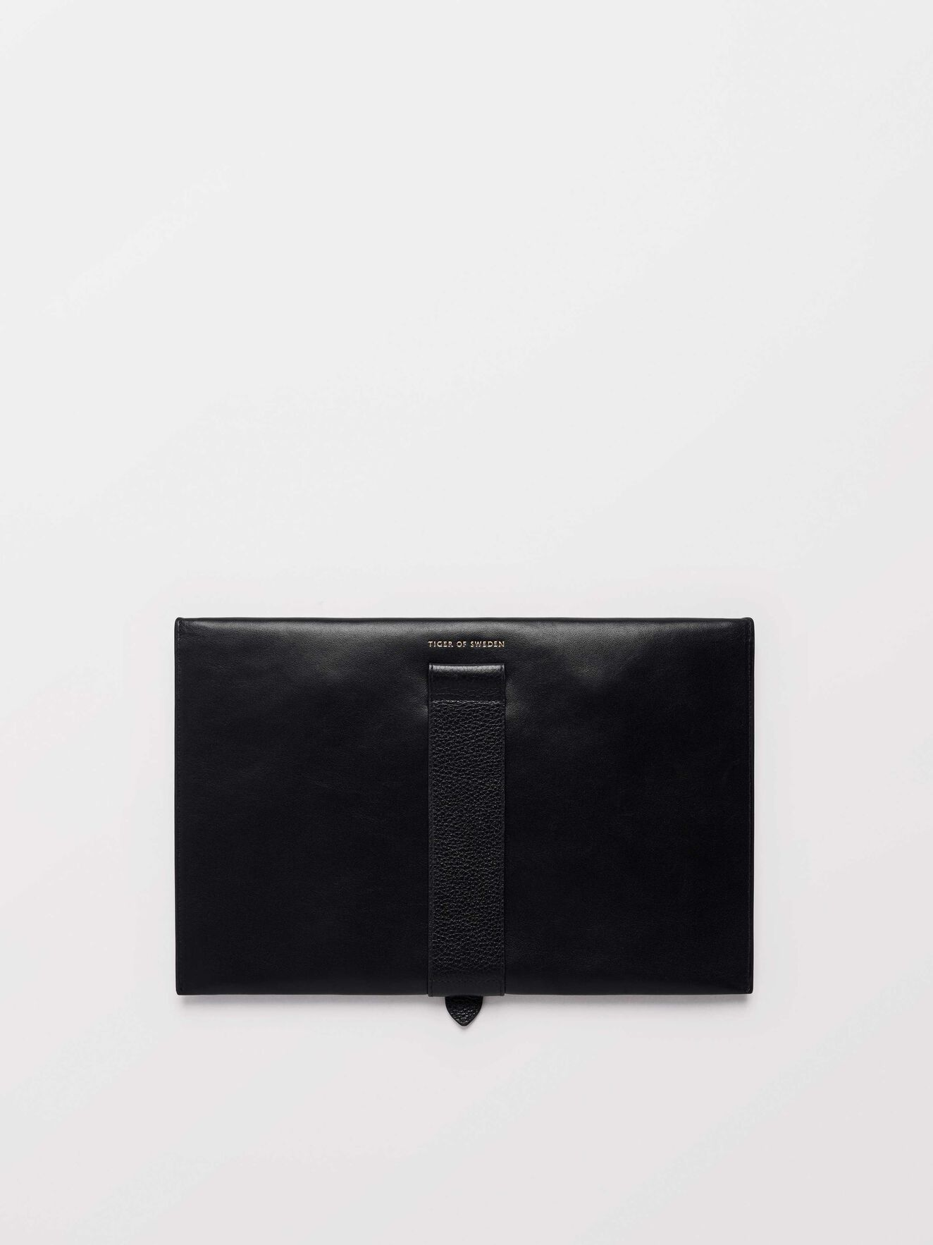 Bustella Clutch in Black from Tiger of Sweden
