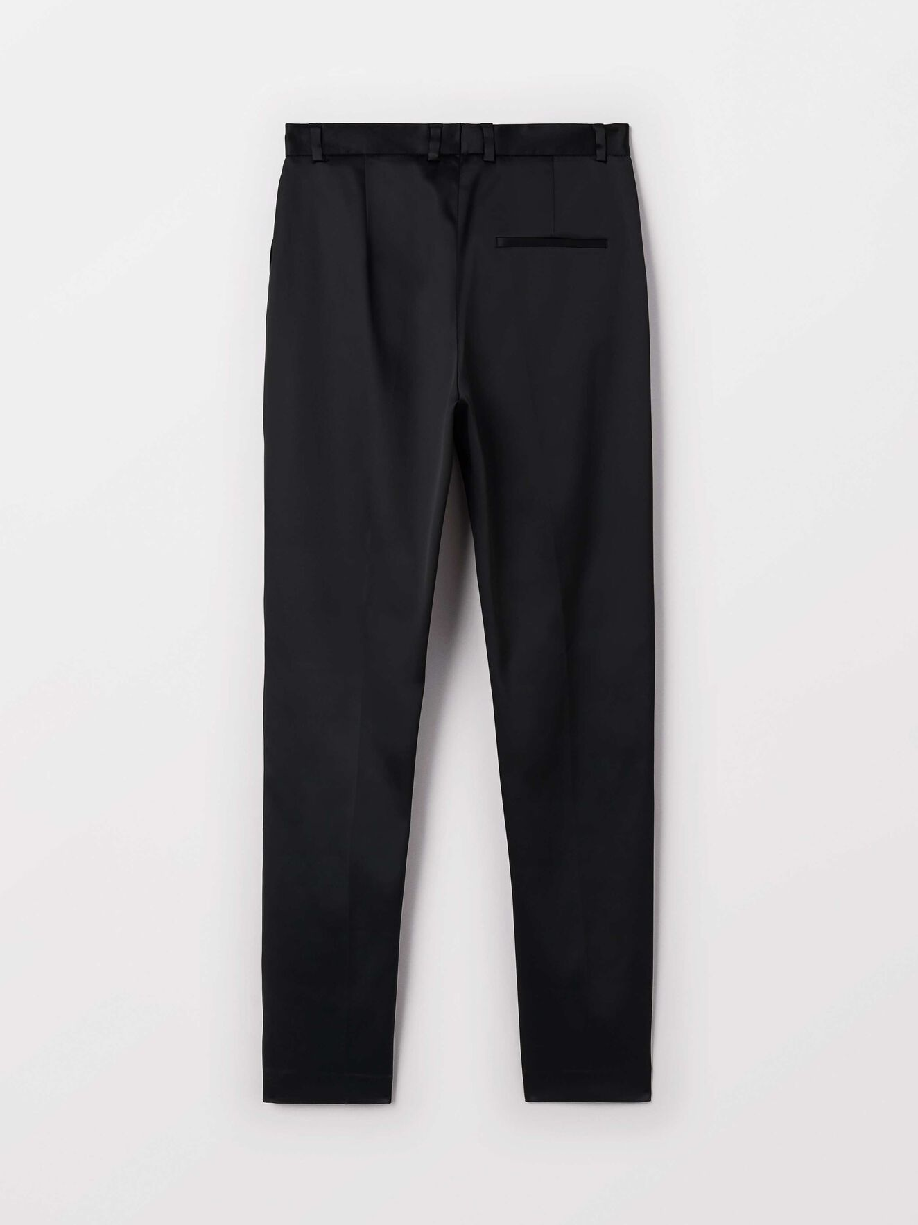 Loanella S Trousers in Midnight Black from Tiger of Sweden