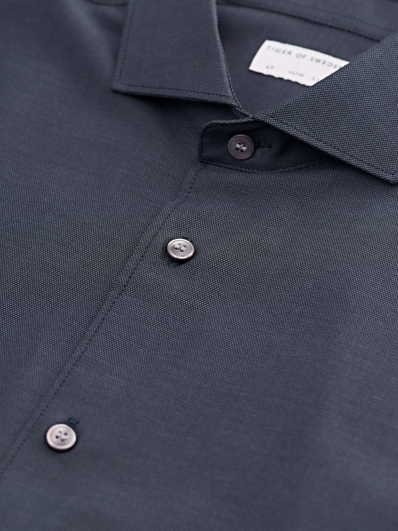 Farrell 5 Shirt in Charcoal from Tiger of Sweden