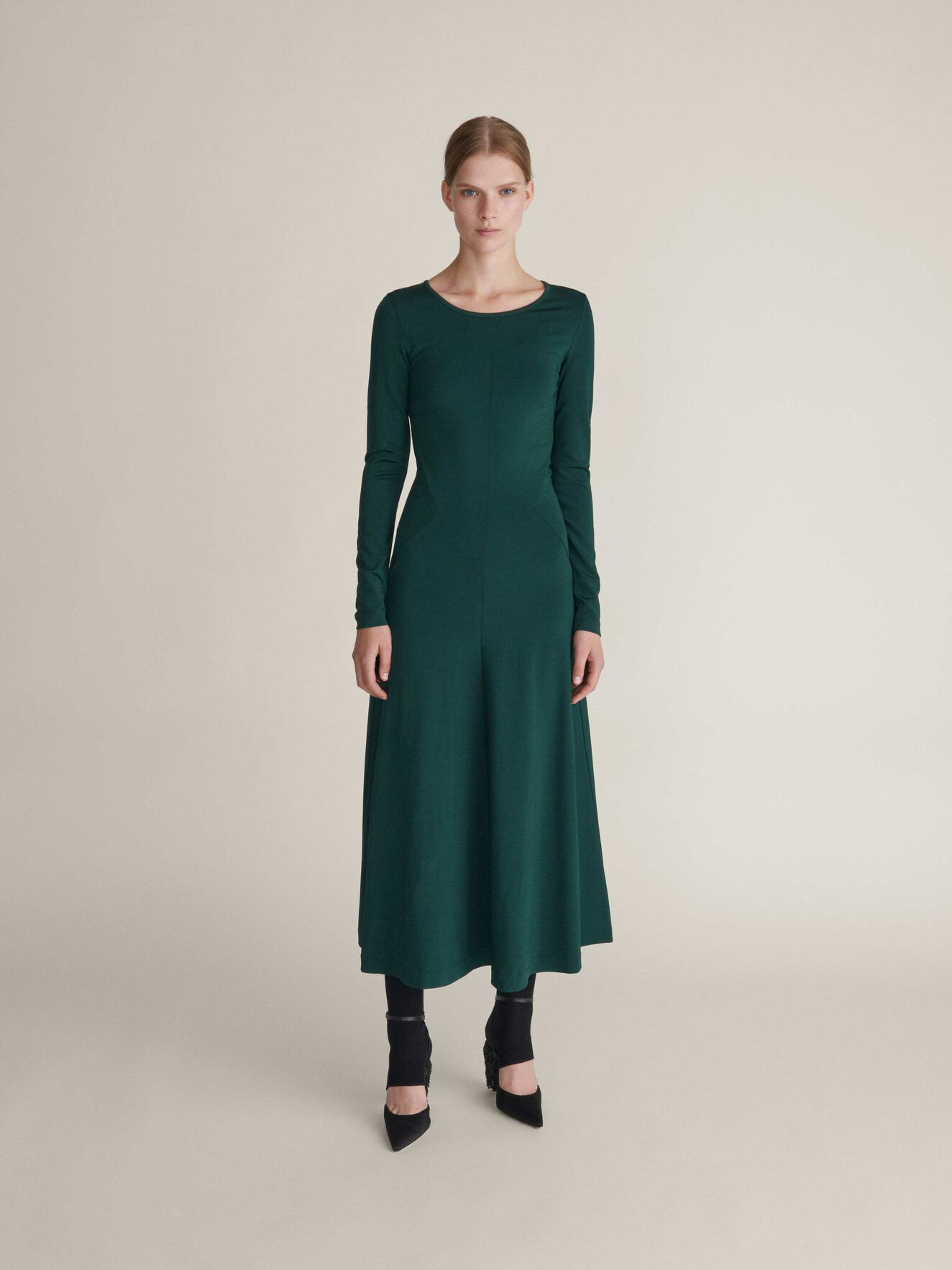 Moby Dress in Dark Forest from Tiger of Sweden