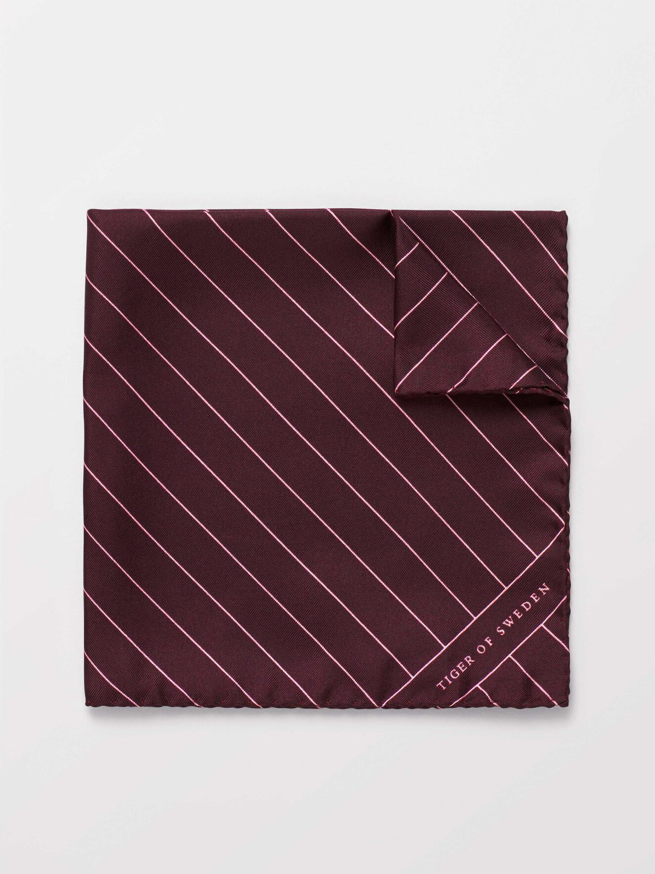 Pax Handkerchief in Noon Plum from Tiger of Sweden