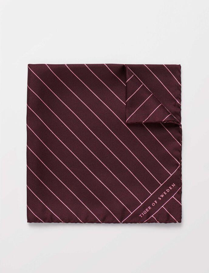 Pax Handkerchief in Noon Plum from Tiger of Sweden