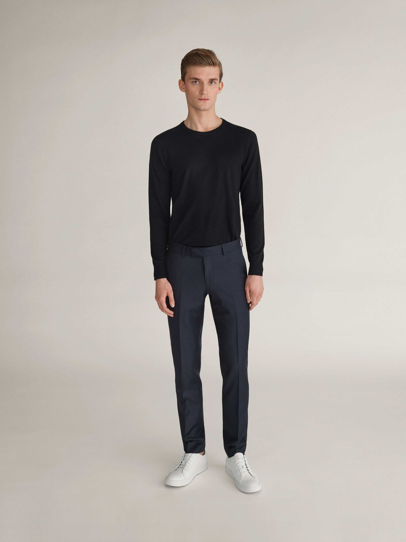 Matias Pullover in Black from Tiger of Sweden