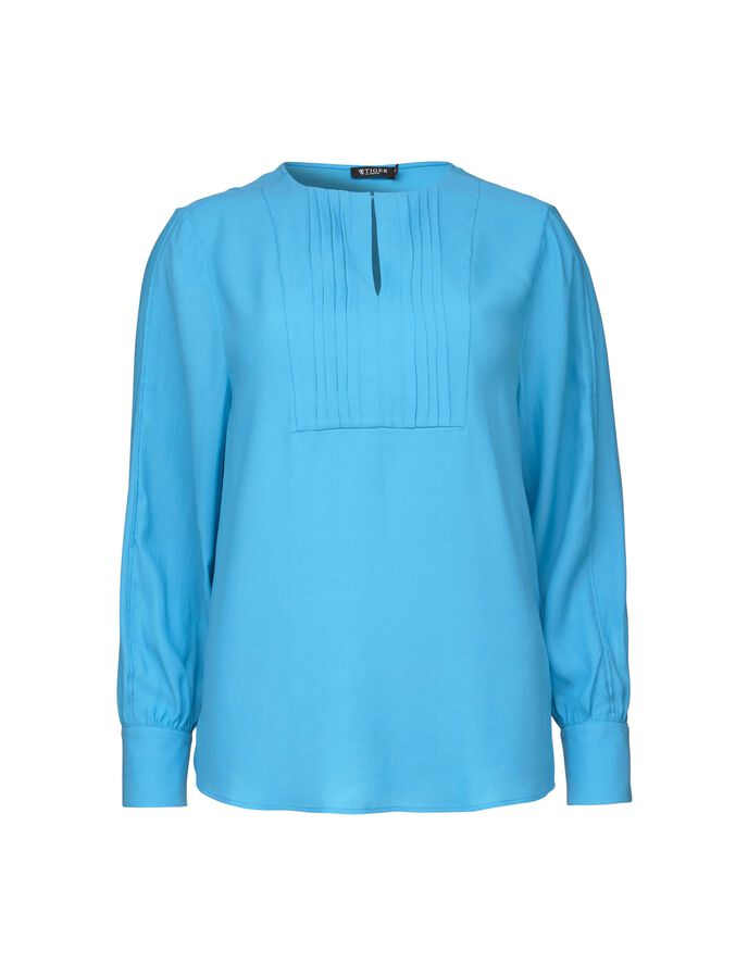 AYN BLOUSE in Dolphin Bleu from Tiger of Sweden