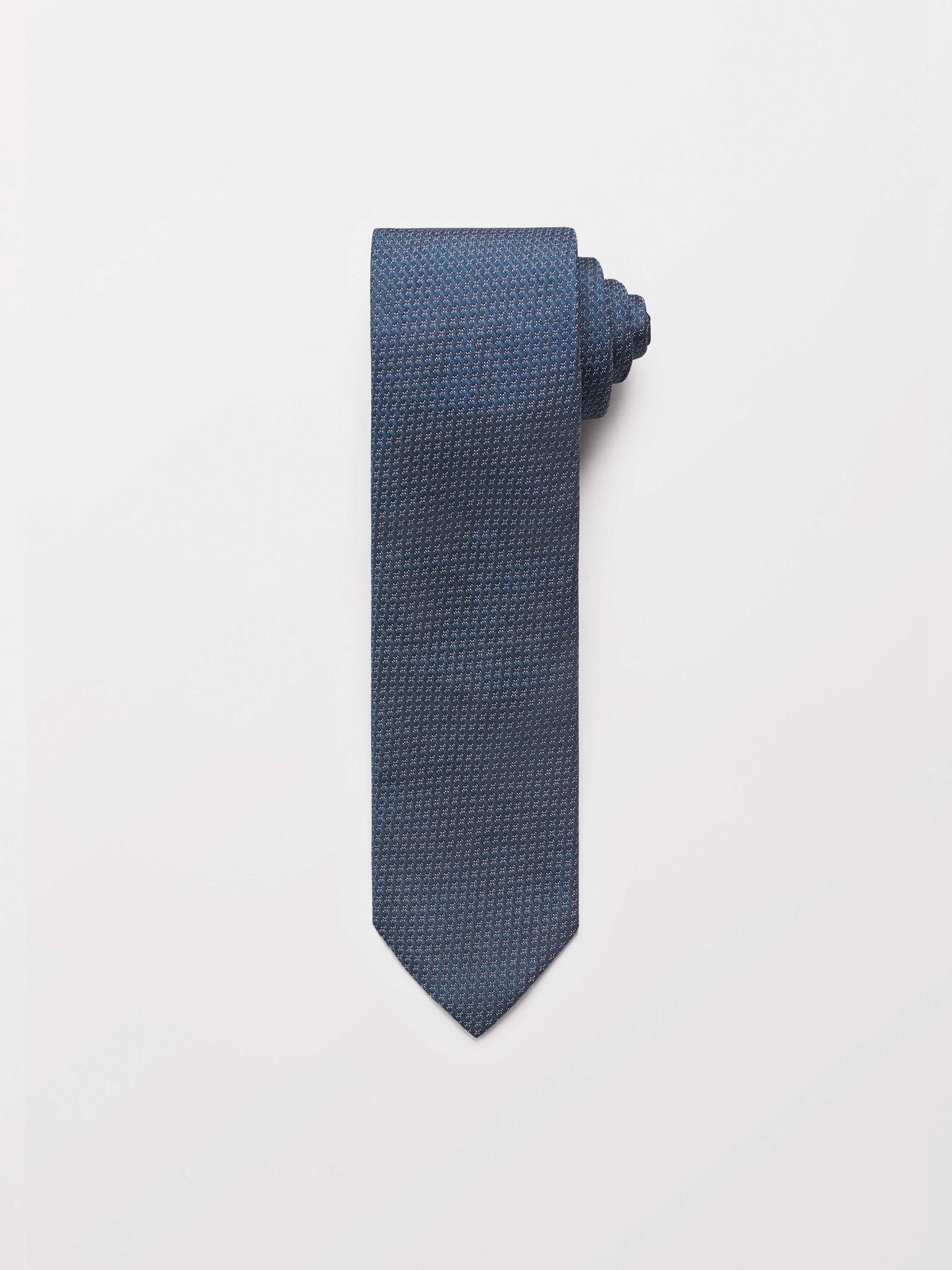 Tou 5 Tie in Deep Ocean Blue from Tiger of Sweden