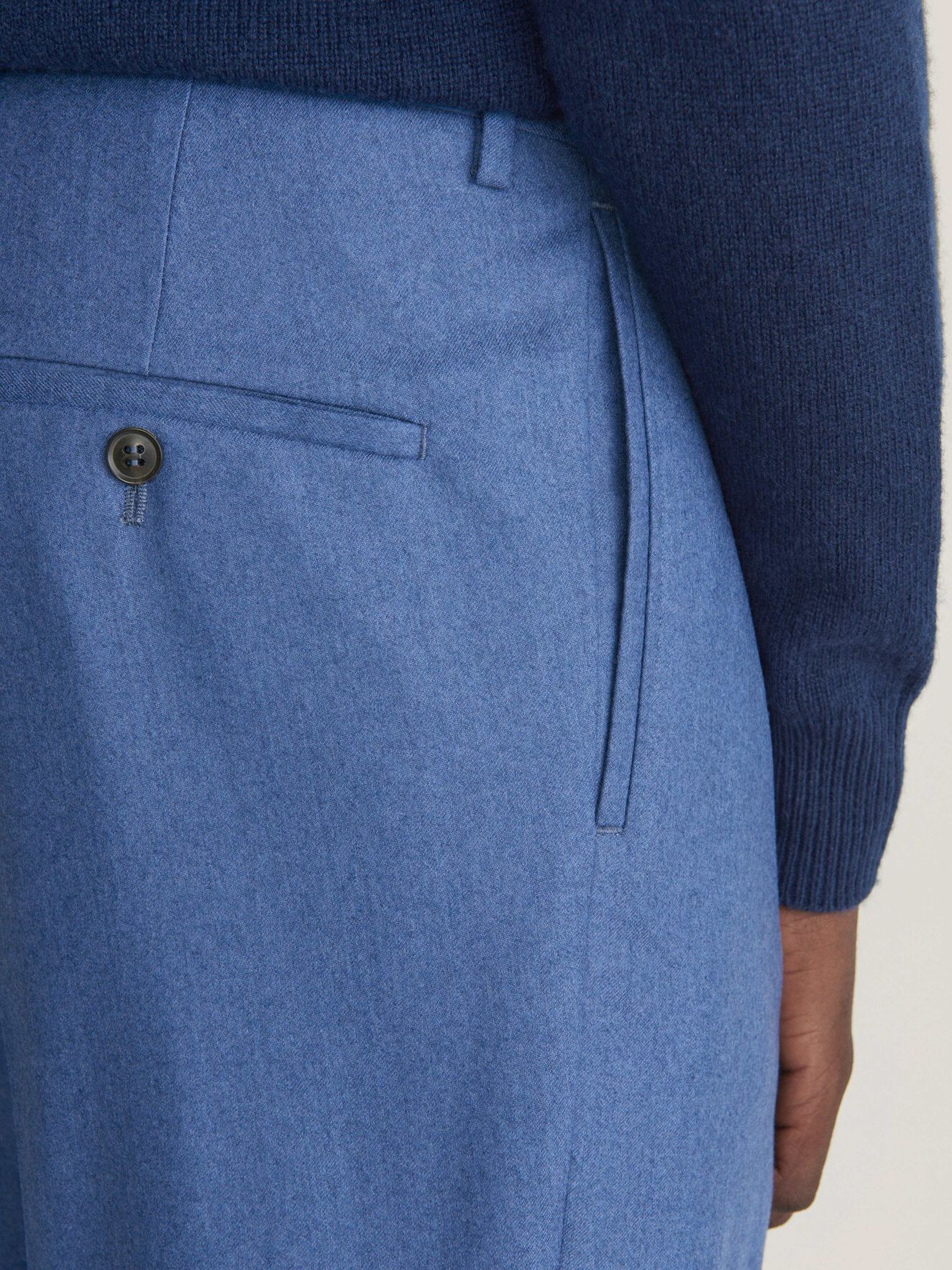 Tarpino Trousers in Blues from Tiger of Sweden