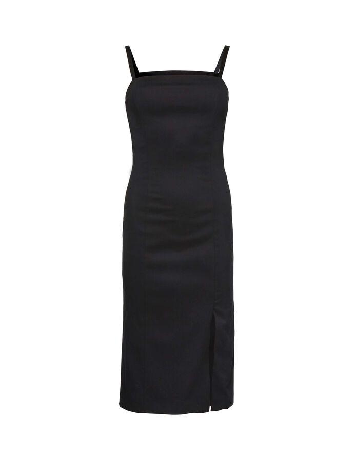 NYSSA DRESS in Midnight Black from Tiger of Sweden