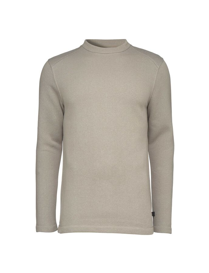 ZAC SWEATSHIRT in Stone from Tiger of Sweden