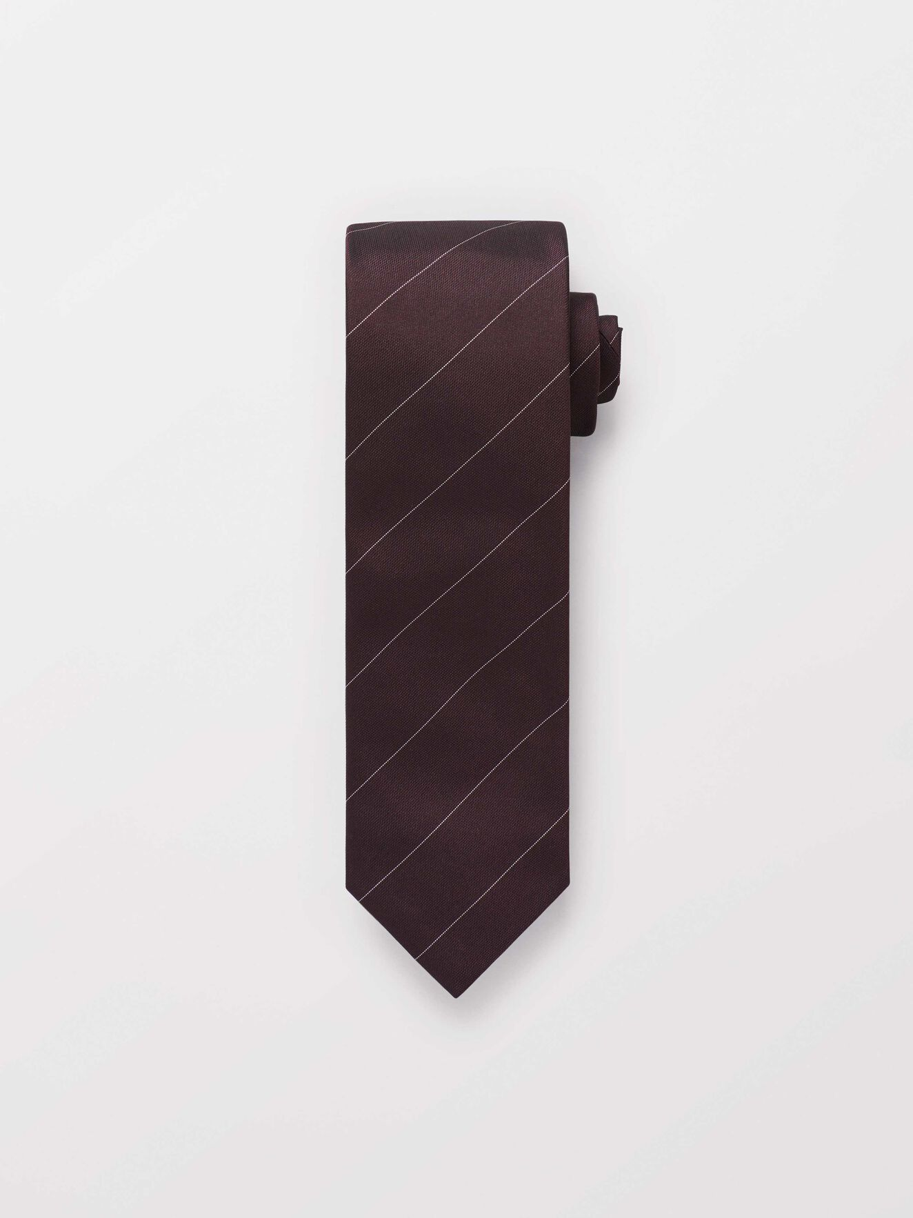 Tannant  Tie in Noon Plum from Tiger of Sweden