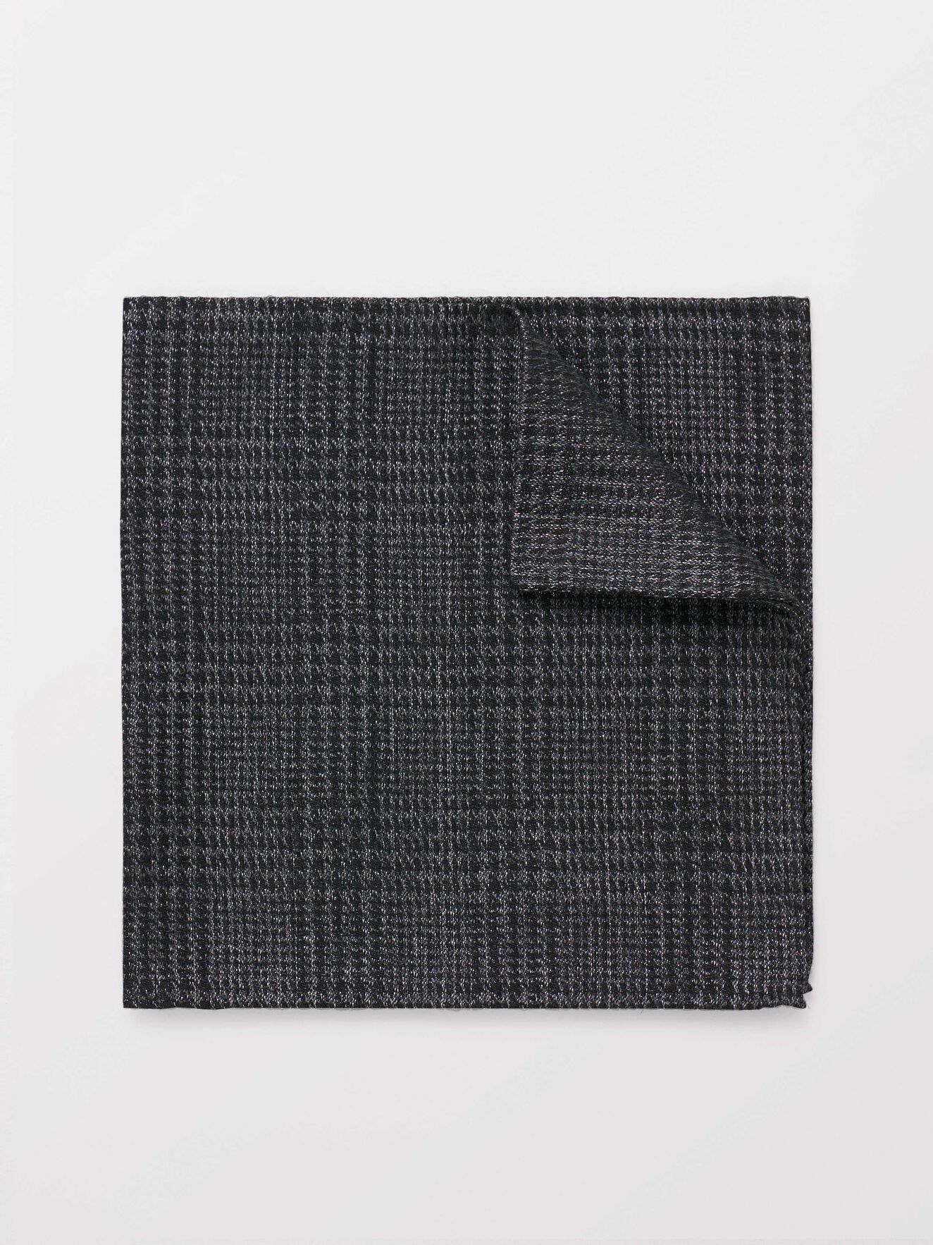 Pana Handkerchief in Charcoal from Tiger of Sweden
