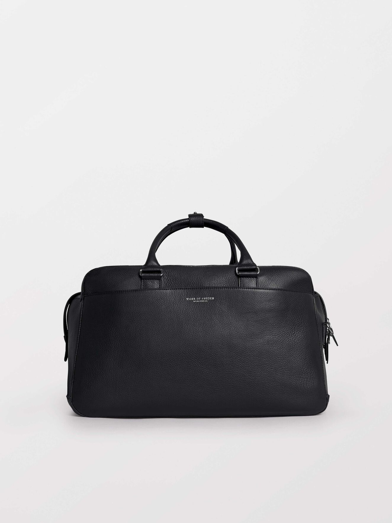 Micke 2 Weekend Bag in Black from Tiger of Sweden