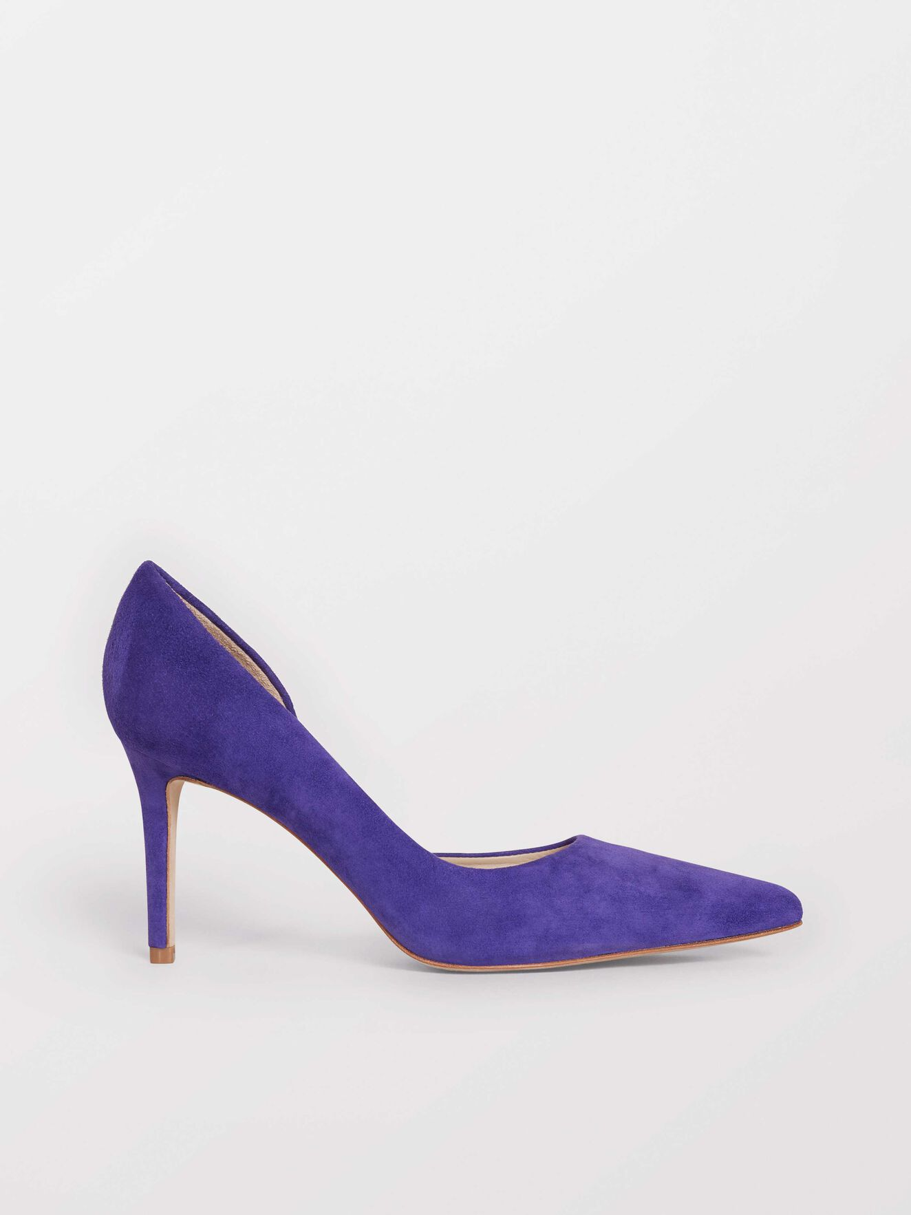 Xeroli Pumps in Hot Purple from Tiger of Sweden