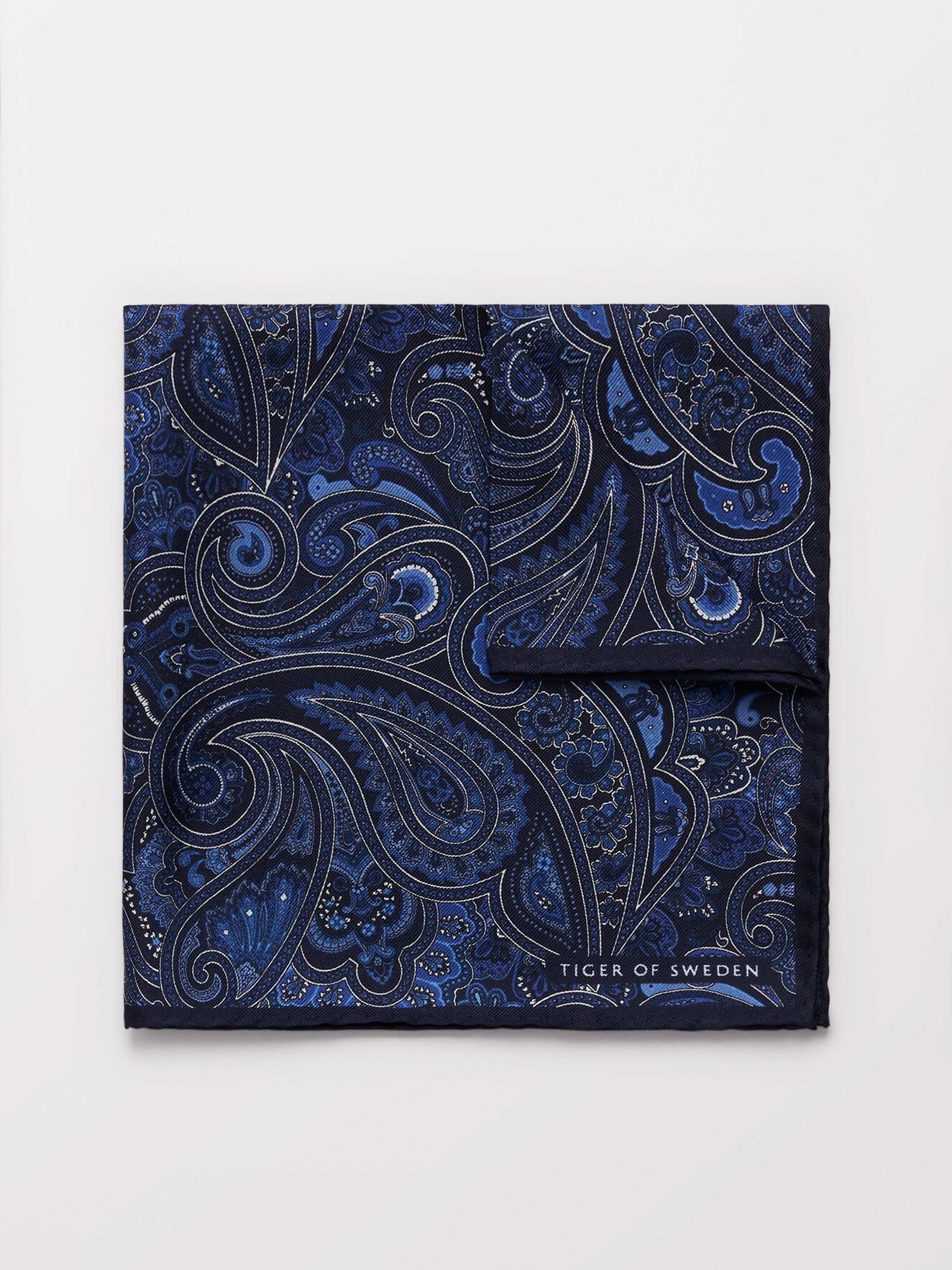 Pais Handkerchief in Blue from Tiger of Sweden