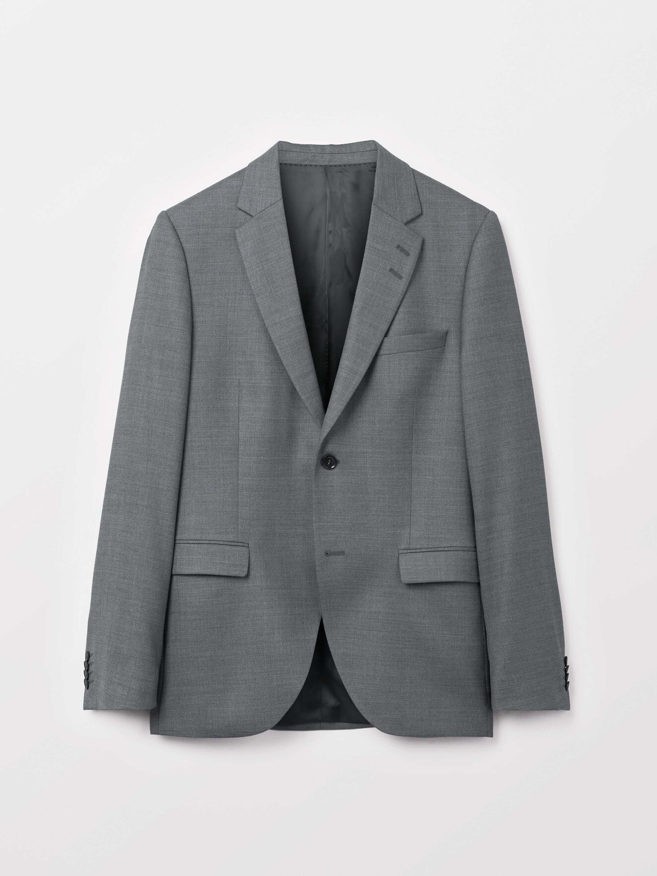 Jamonte Blazer in Light grey melange from Tiger of Sweden