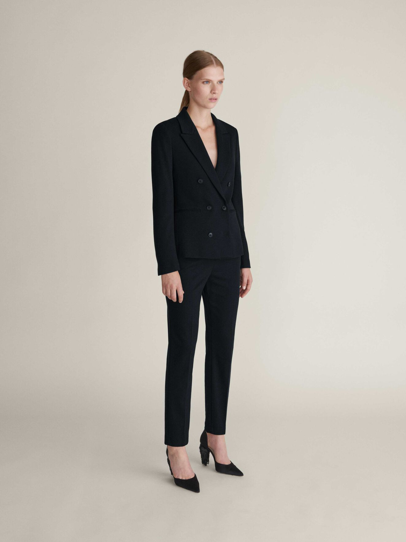 Molena Blazer in Midnight Black from Tiger of Sweden