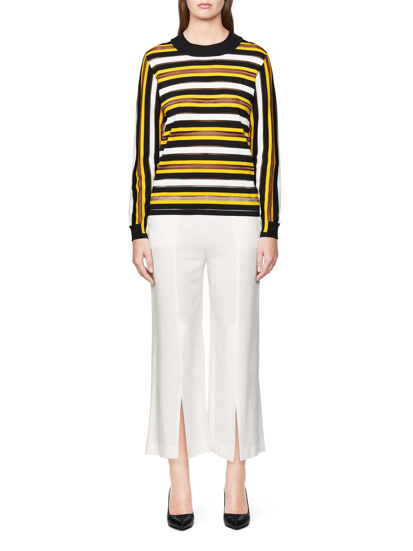 Soraya Culottes in Star White from Tiger of Sweden