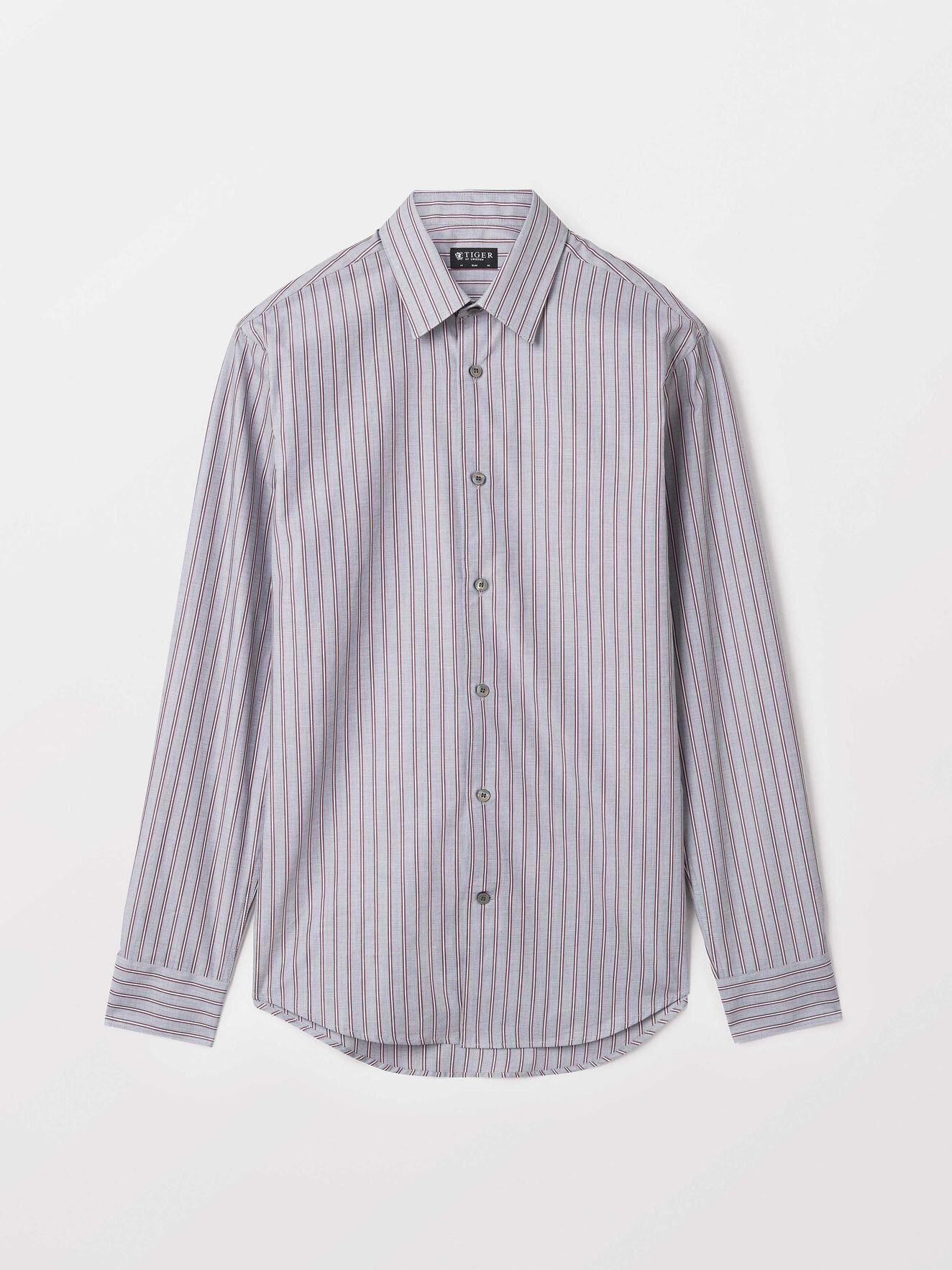 Farrell Shirt in Black from Tiger of Sweden