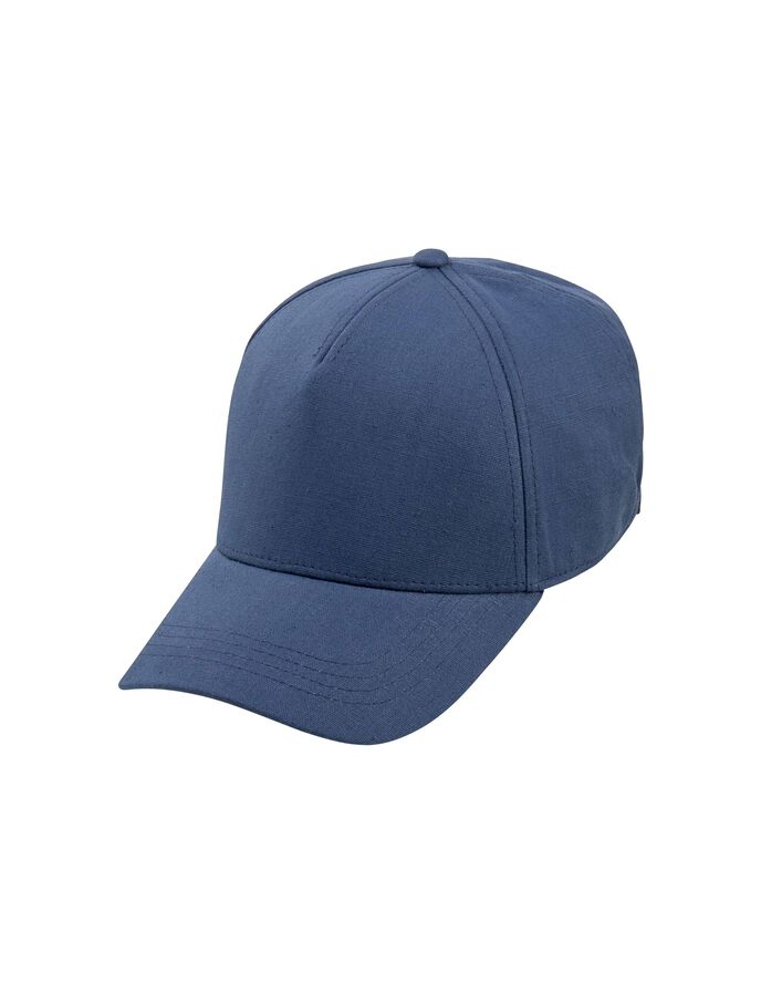 HINSDAL2 CAP in Mist Blue from Tiger of Sweden