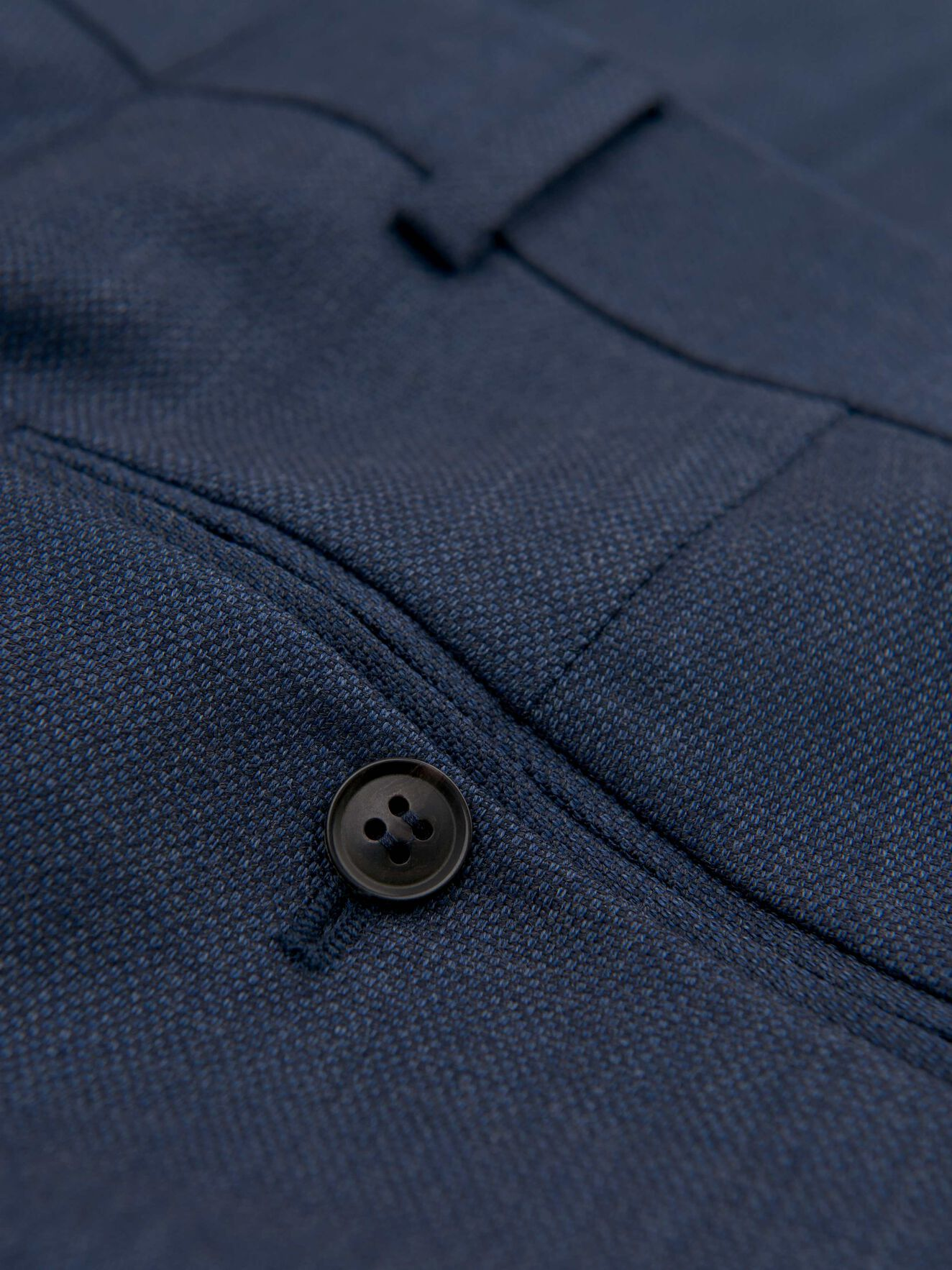 Tordon Trousers in Silver Blue from Tiger of Sweden