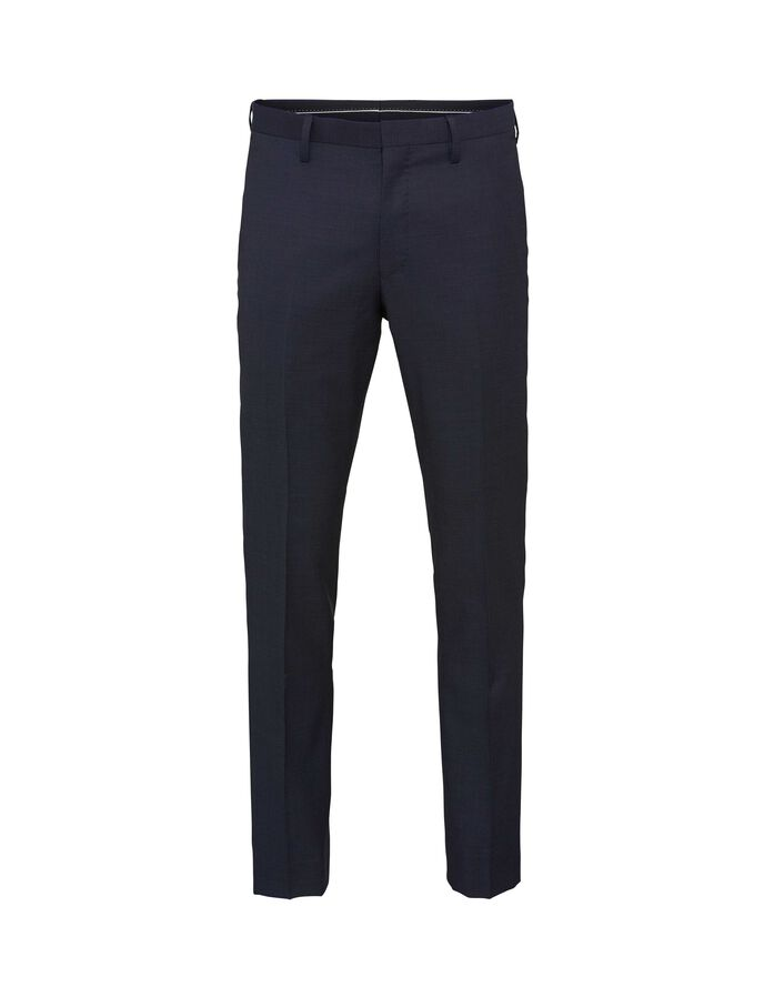 MALTHE TROUSERS in Light Ink from Tiger of Sweden