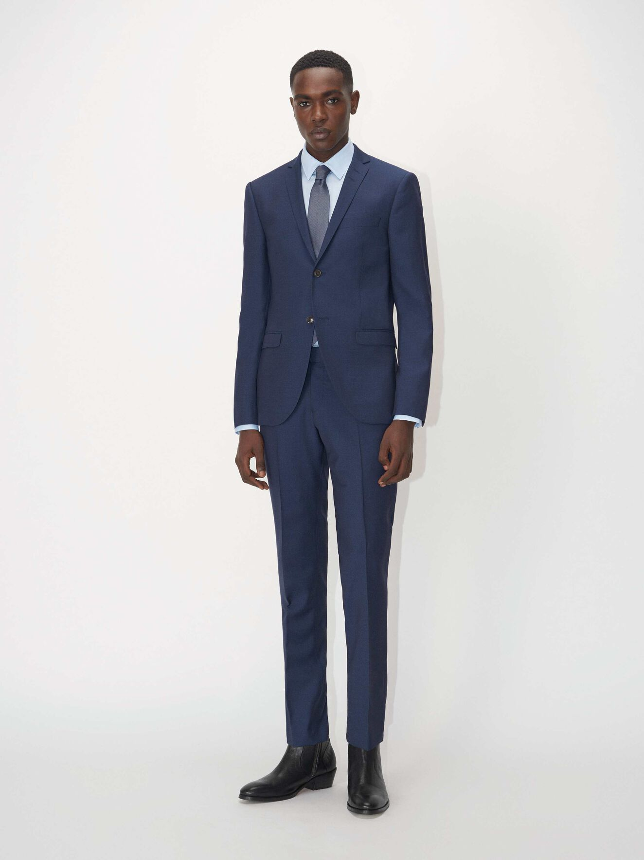 S.Jile Suit in Sky Captain from Tiger of Sweden