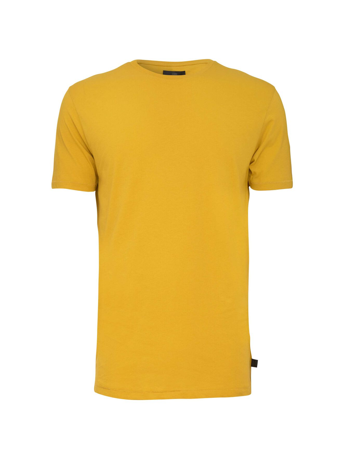COREY EINFARBIGES T-SHIRT in Mustard from Tiger of Sweden