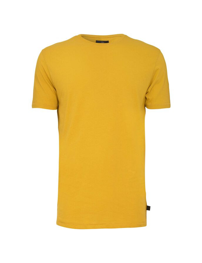 COREY SO T-SHIRT in Mustard from Tiger of Sweden