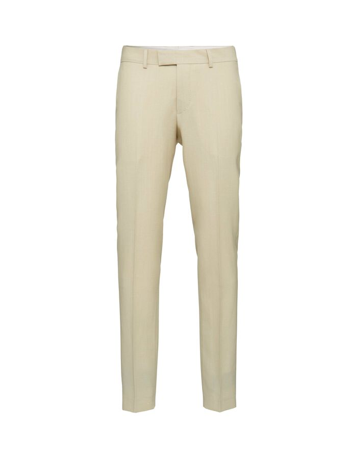 GORDON TROUSERS in Offwhite from Tiger of Sweden