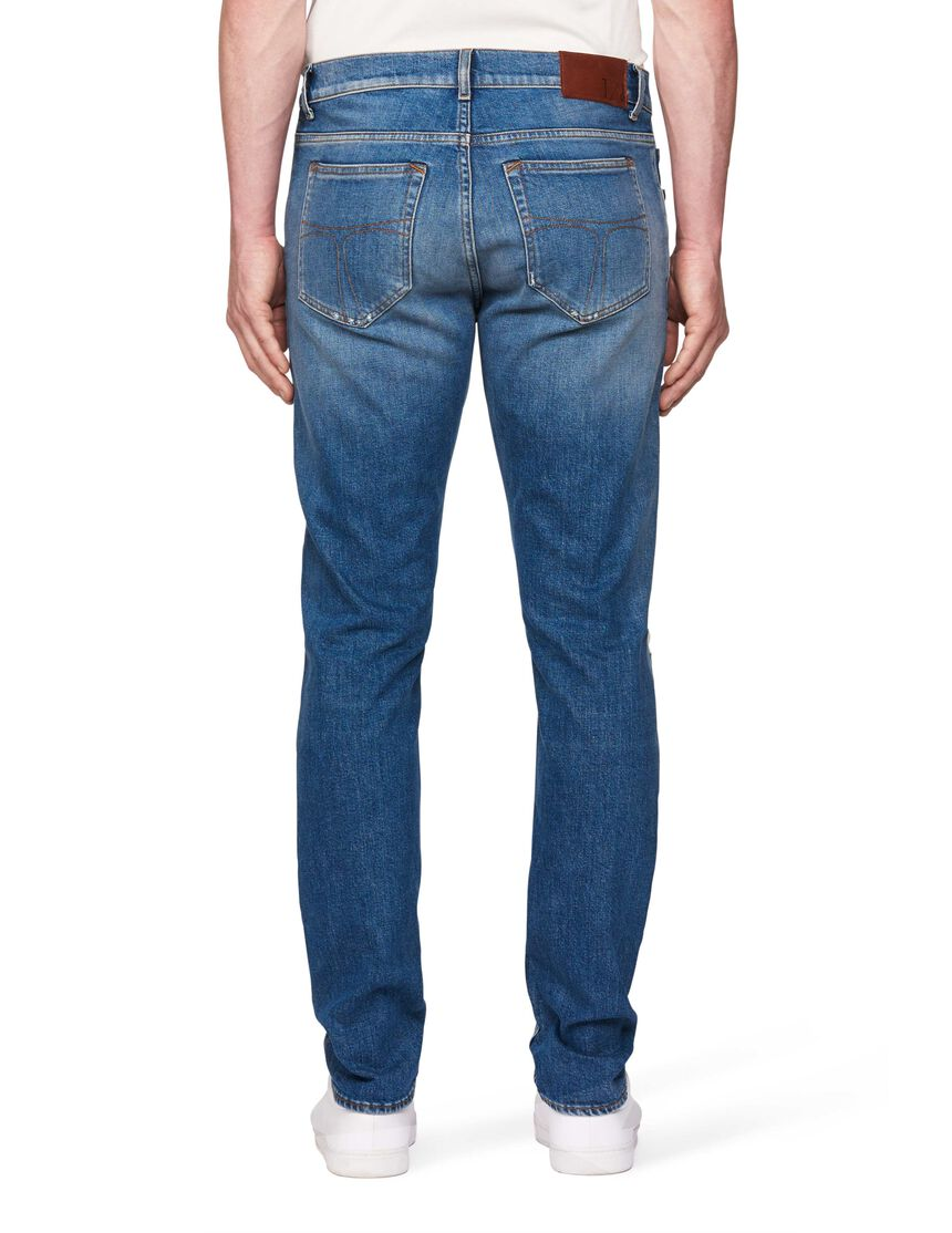Evolve Jeans in Light blue from Tiger of Sweden