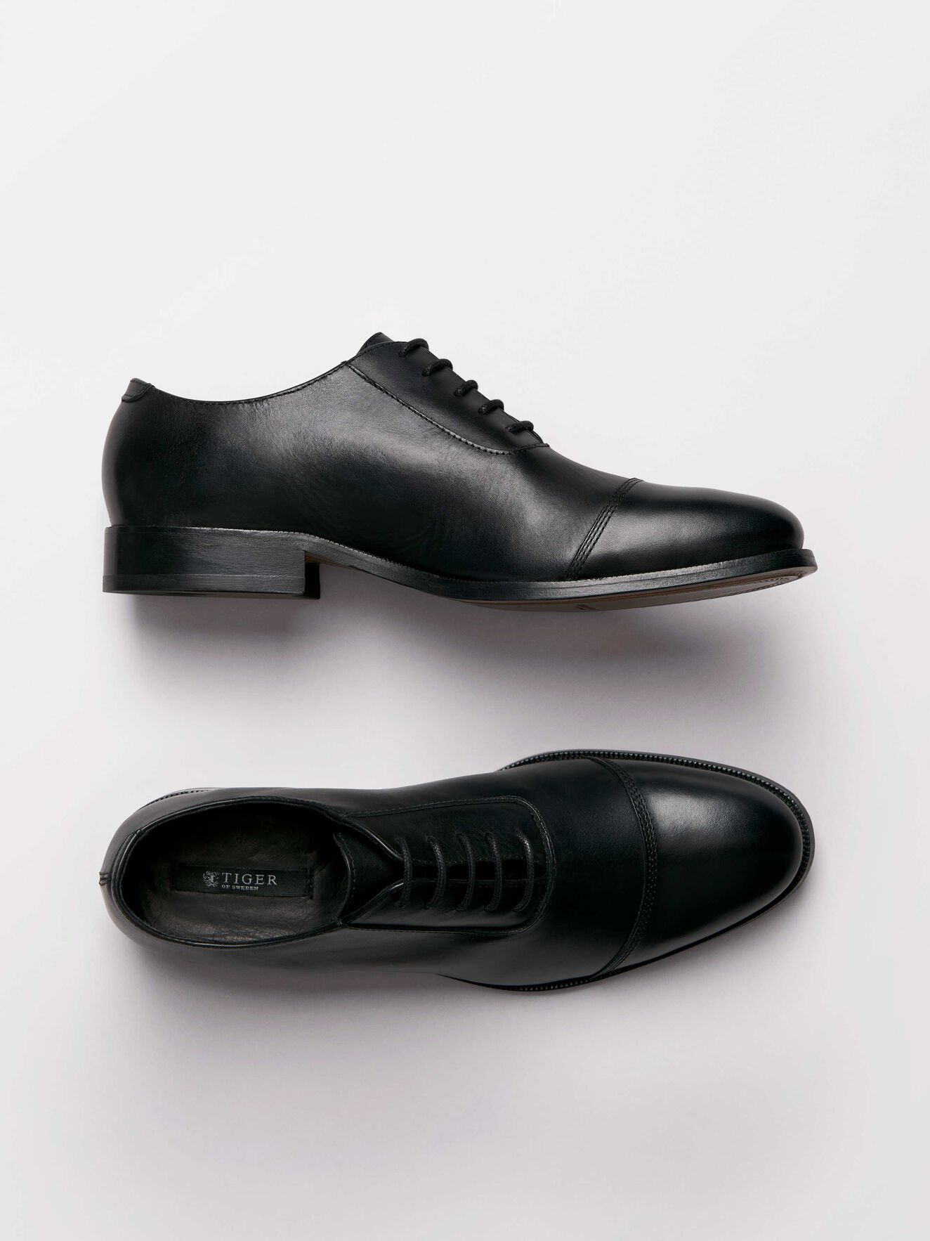 Lundh Shoe in Black from Tiger of Sweden