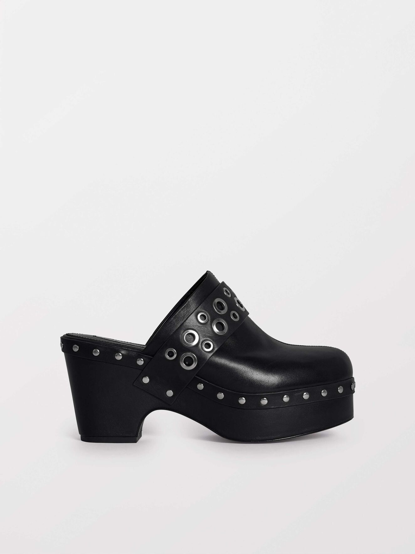 Snoccoli Schuh in Black from Tiger of Sweden