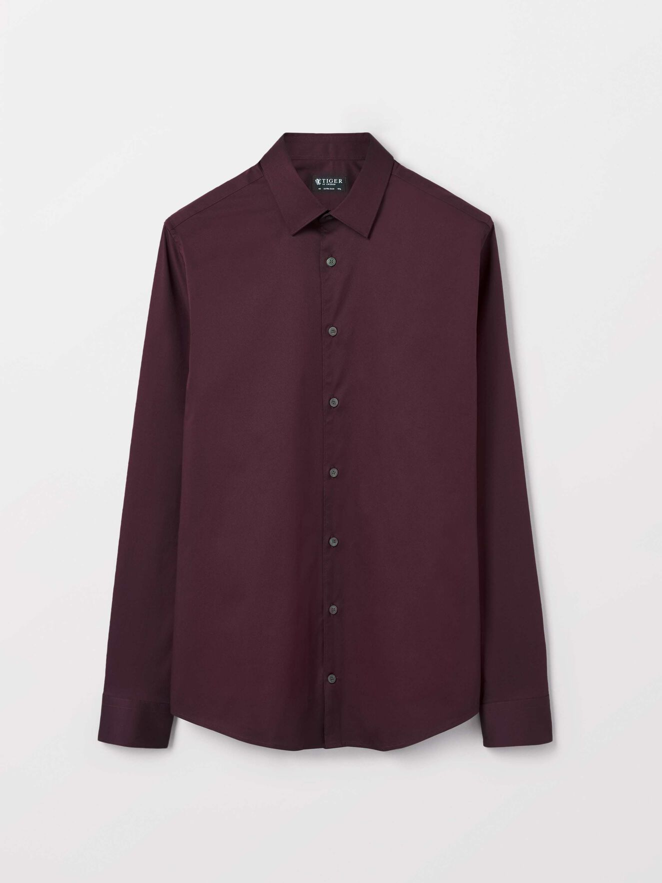 Filbrodie Shirt in Noon Plum from Tiger of Sweden