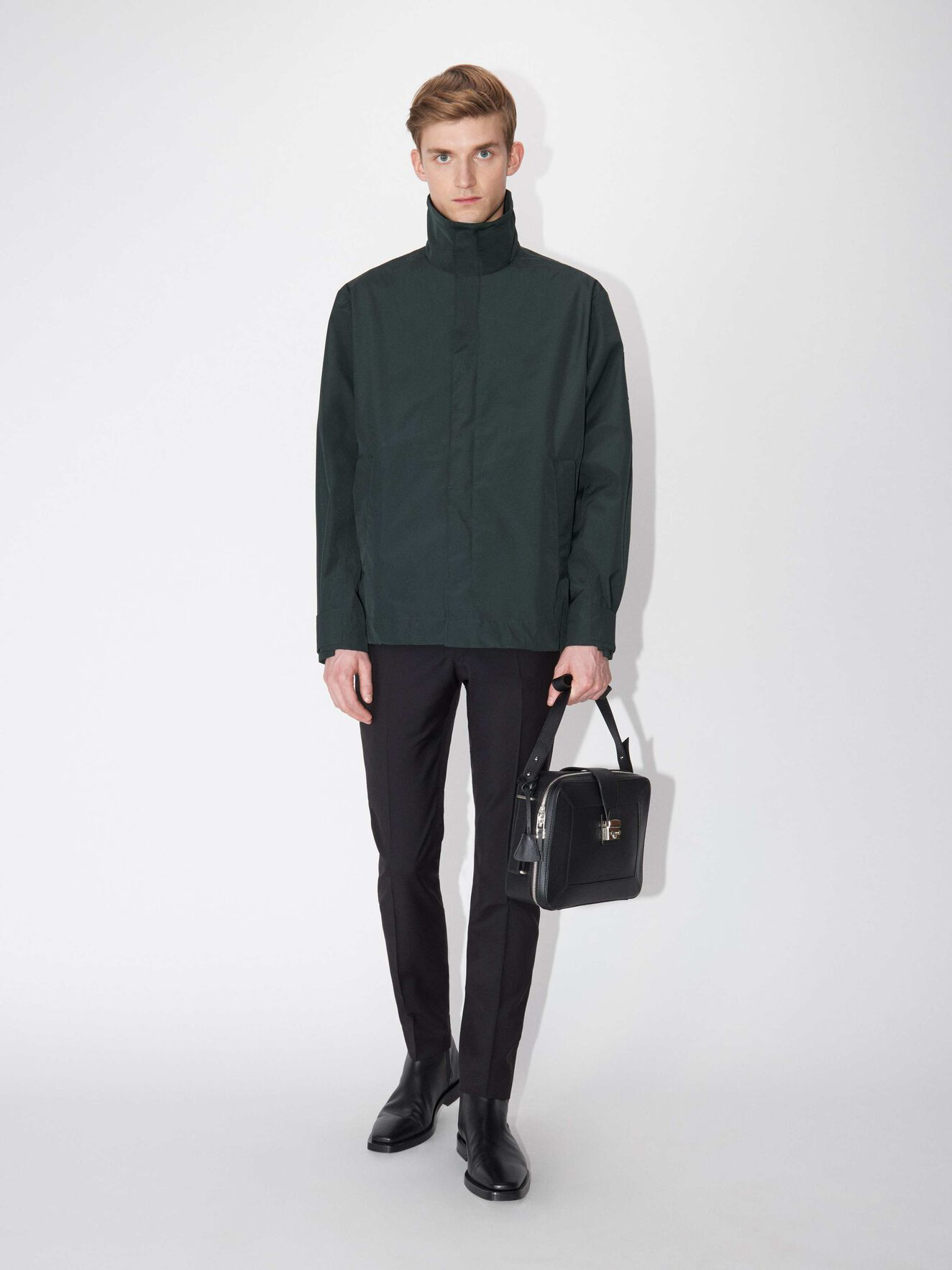 Orvil Jacket in Scarab Green from Tiger of Sweden