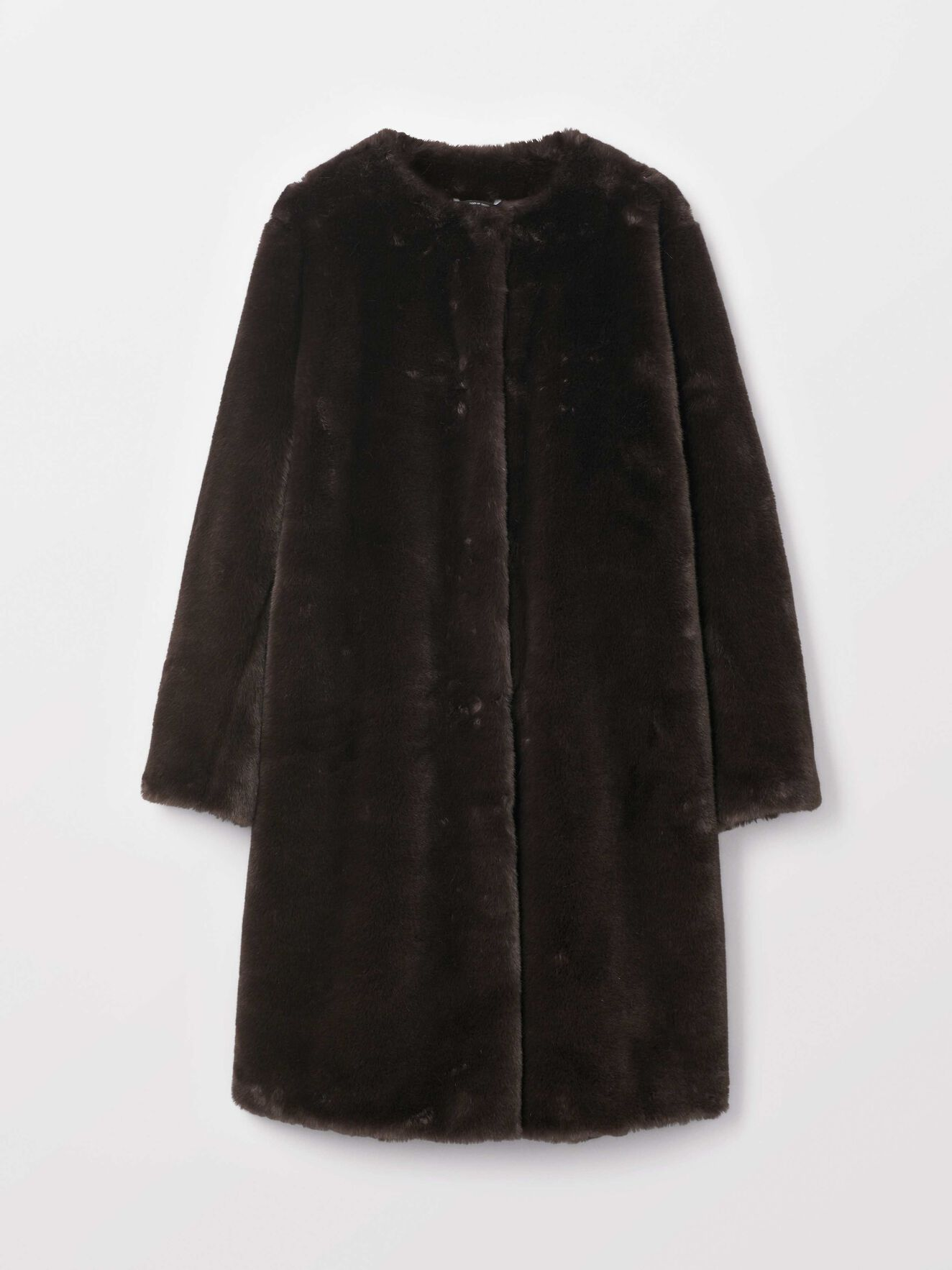 Anis Coat in Luxe Brown from Tiger of Sweden