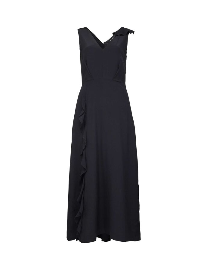 NUBES DRESS  in Midnight Black from Tiger of Sweden