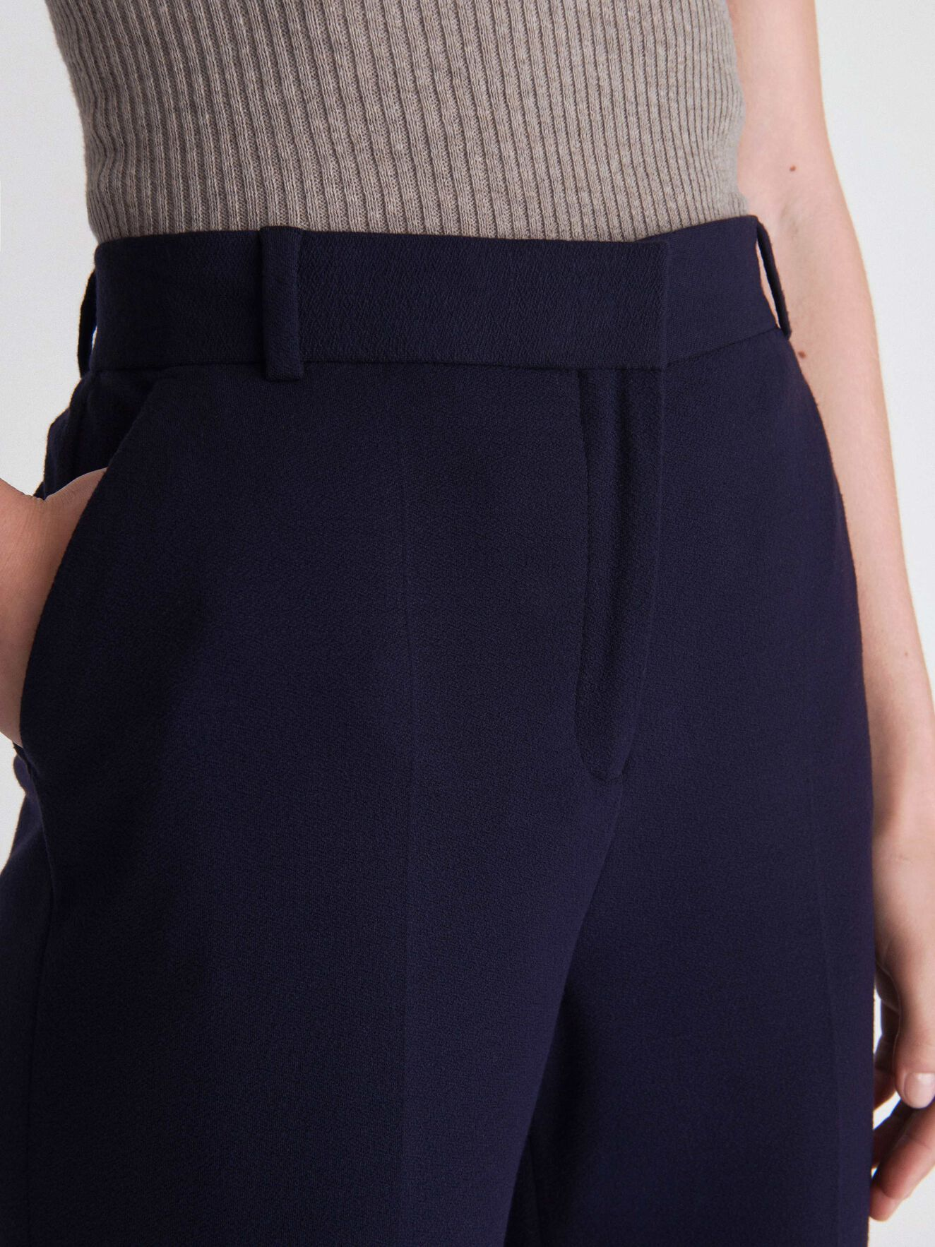 Blossom Trousers in Blue from Tiger of Sweden