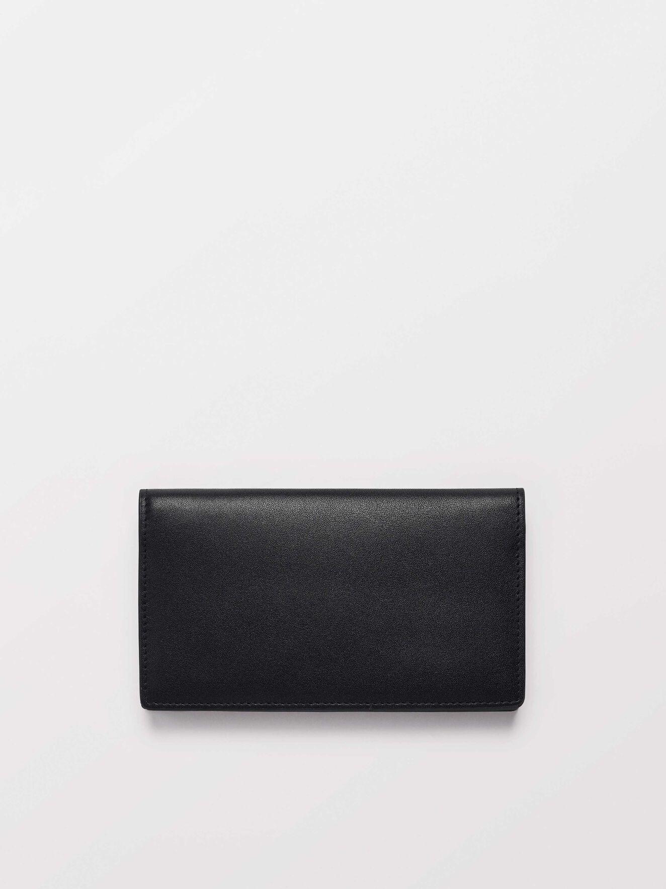 Stilpai Wallet in Black from Tiger of Sweden
