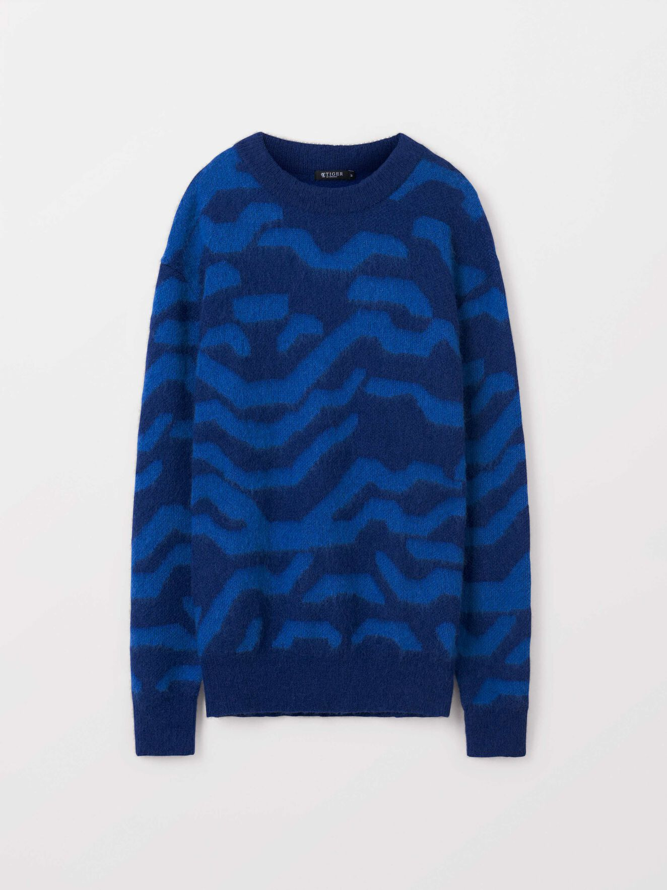 Nocks Pullover in Light Ink from Tiger of Sweden