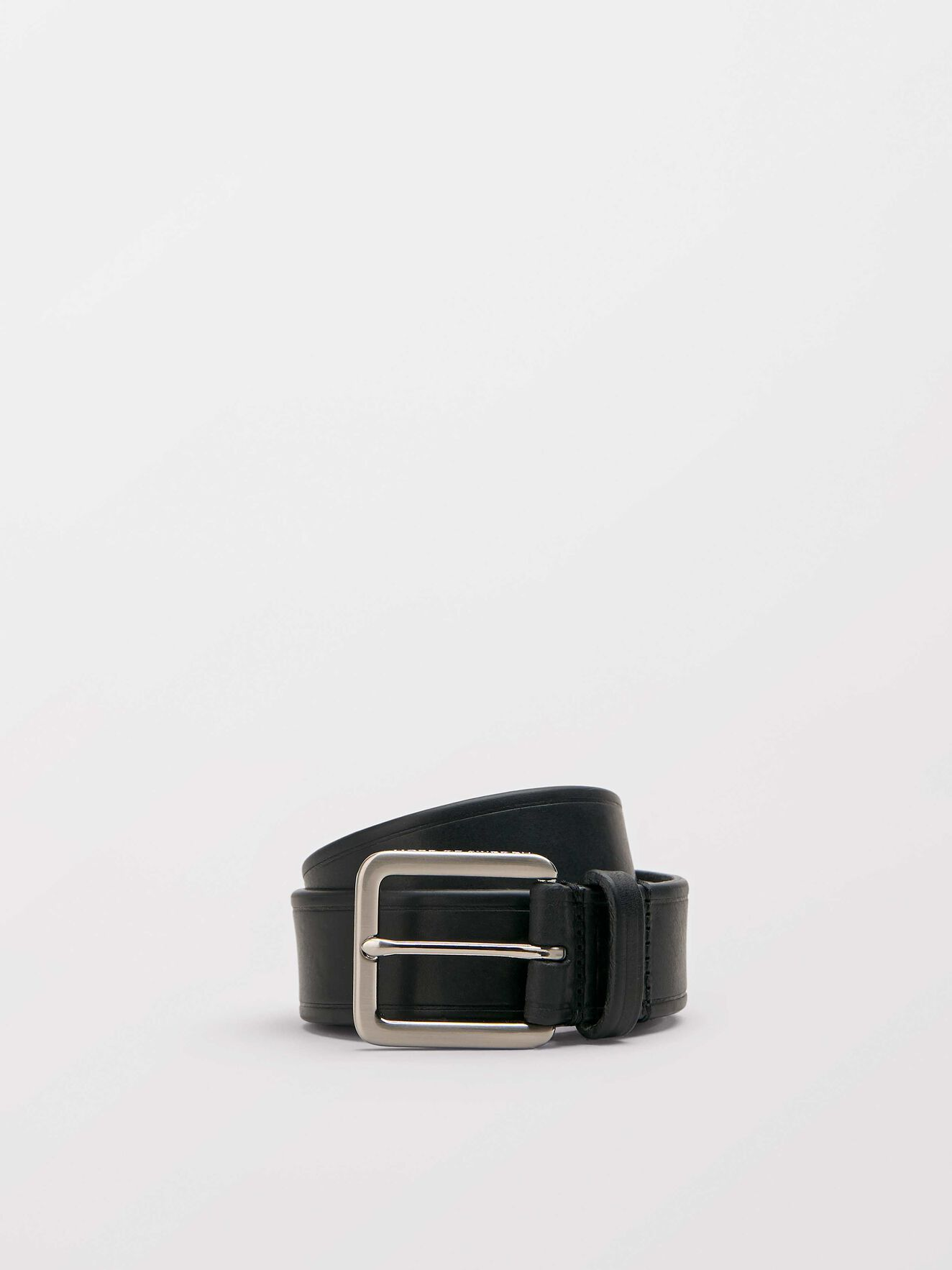 Biese belt in Black from Tiger of Sweden