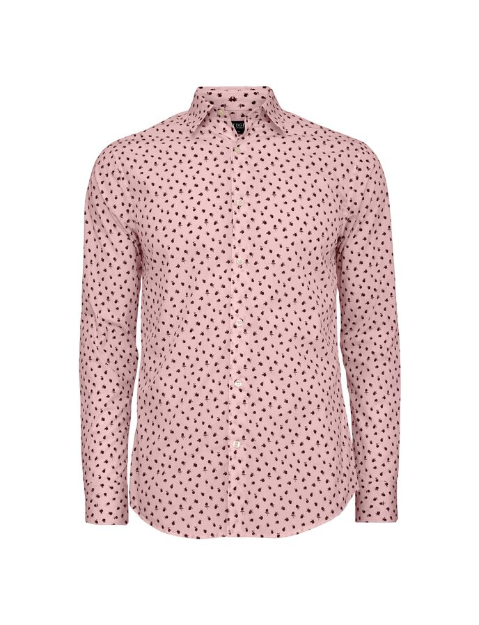 FARRELL 4  SHIRT in Rose powder from Tiger of Sweden