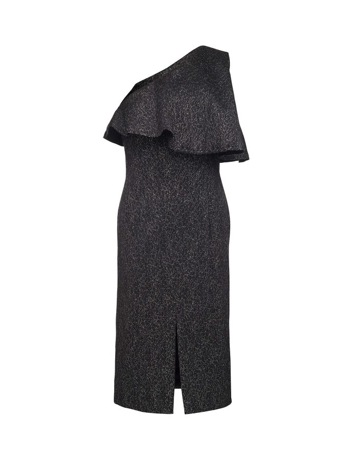 ACRIS DRESS in Midnight Black from Tiger of Sweden