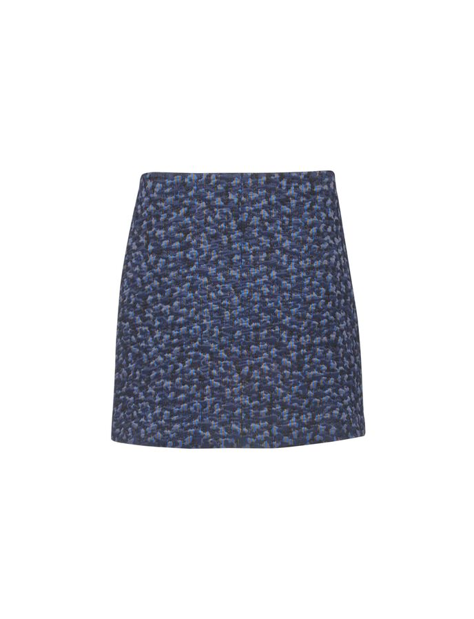 ISRAA SKIRT in Olympian Blue from Tiger of Sweden