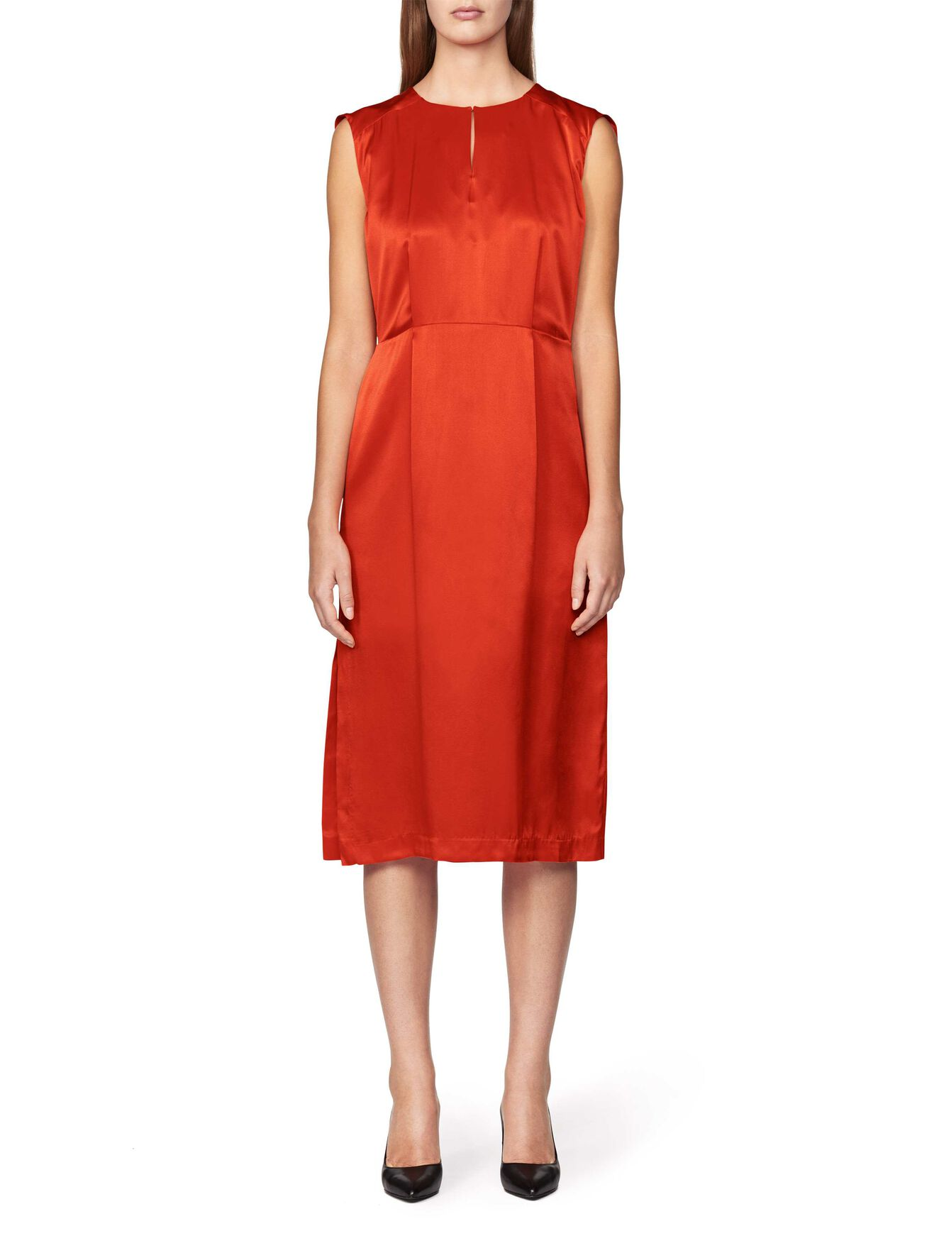 Agave Dress in Flame Red from Tiger of Sweden