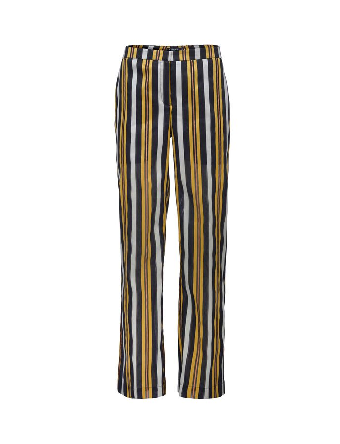 YULIA 5 TROUSERS in Yellow from Tiger of Sweden