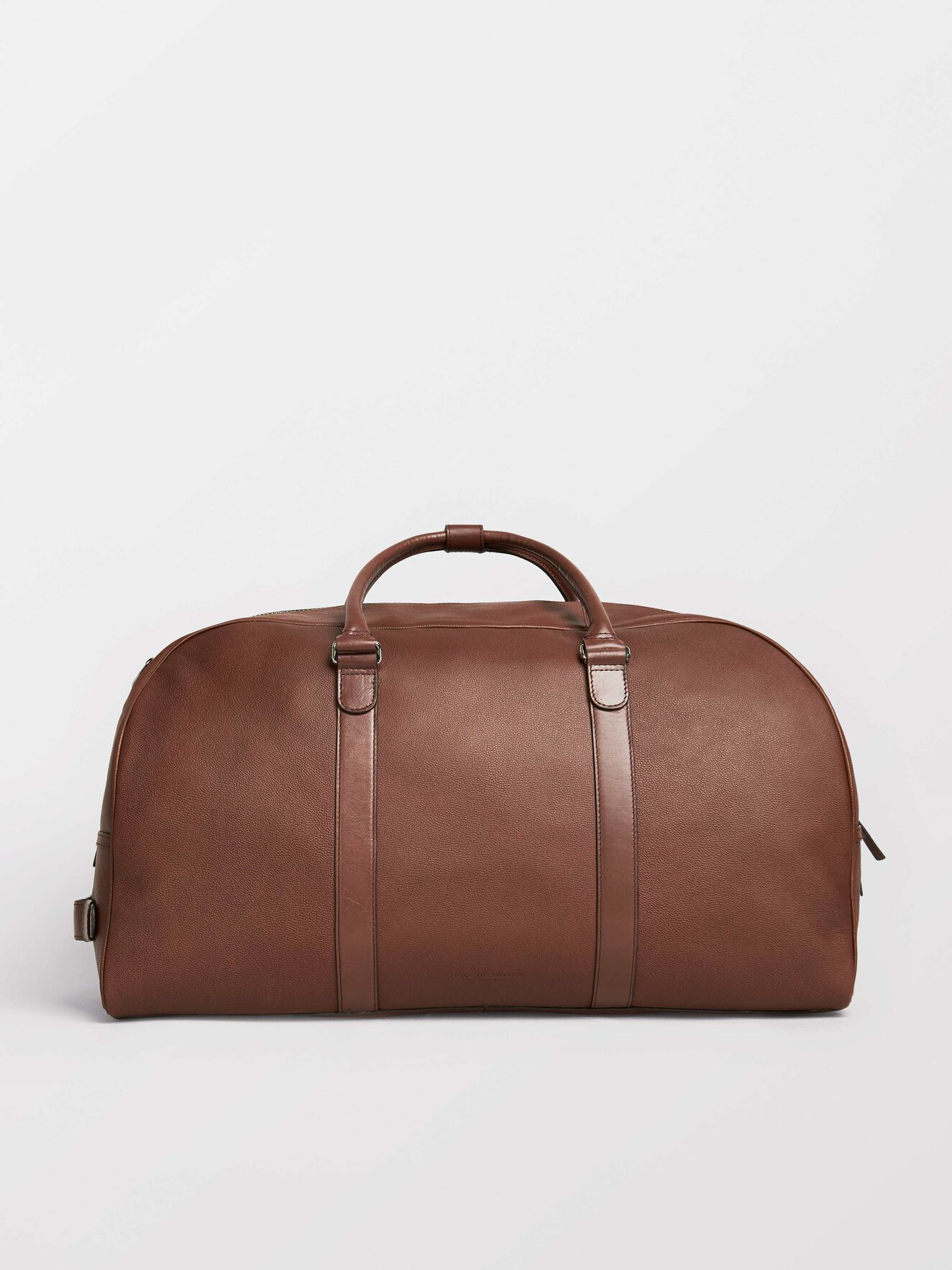 Pinchon Wochenendtasche in Medium Brown from Tiger of Sweden