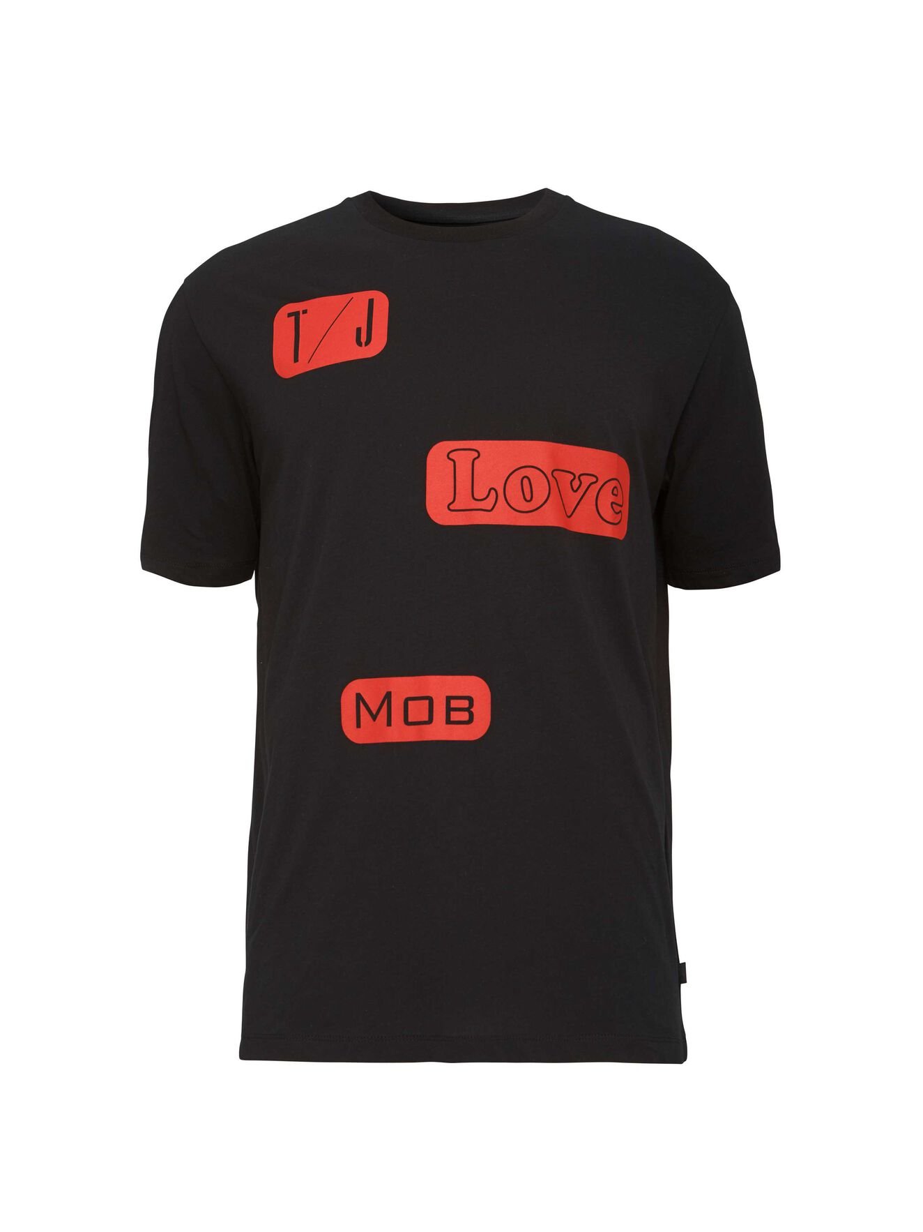 Stipe Pr T-Shirt in Black from Tiger of Sweden
