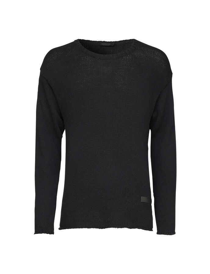 CURE PULLOVER in Black from Tiger of Sweden
